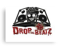 maniac DJ  Canvas Print