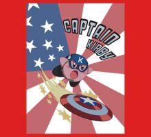 Captain Kirby Kids Tee