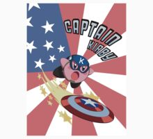 Captain Kirby Kids Tee