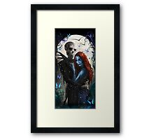 The Nightmare Before Christmas  Framed Print