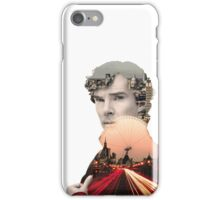 I need to get to know London again, breathe it in, every quiver of its beating heart. iPhone Case/Skin