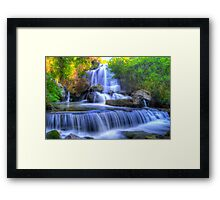 The Waterfall Framed Print
