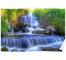 The Waterfall Poster