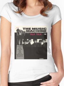 Music Machine Women's Fitted Scoop T-Shirt