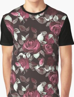 Crazy roses Graphic T-Shirt