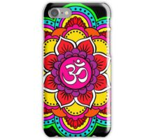 Sacred Geometry for your daily Life- YOGA iPhone Case/Skin