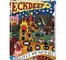 Life's not out to get you iPad Case/Skin