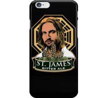 St. James Bitter Ale iPhone Case/Skin