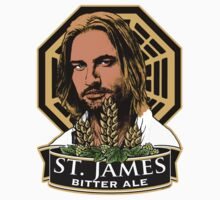 St. James Bitter Ale Kids Tee