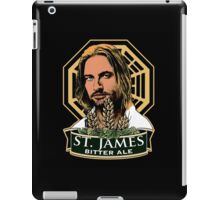 St. James Bitter Ale iPad Case/Skin