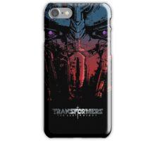 Optimus the last Knight iPhone Case/Skin