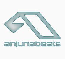 Blue-Anjunabeats One Piece - Long Sleeve