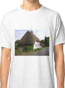 Wherwell Cottages (3) Classic T-Shirt