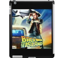 Back to the Island iPad Case/Skin