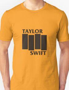 Taylor Swift Black Flag Unisex T-Shirt