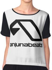 music-Anjunabeats Chiffon Top