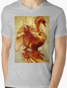 Firebird's Child Mens V-Neck T-Shirt
