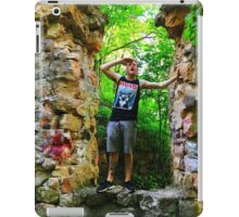 Vermillion Falls Park iPad Case/Skin