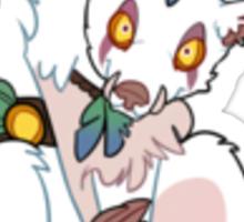Bear Druid Sticker