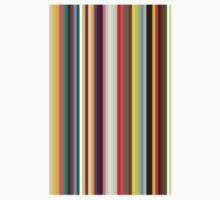stripes One Piece - Short Sleeve