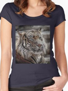 and Tigers and Bears Women's Fitted Scoop T-Shirt