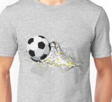 Football themes pattern Unisex T-Shirt