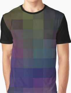 Pixelated colours Graphic T-Shirt