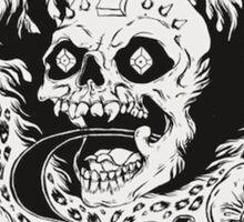 Grimes Cover Sticker