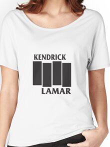 Kendrick Lamar Black Flag Women's Relaxed Fit T-Shirt