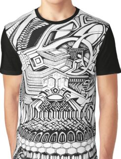 CITY IN THE TOWER  Graphic T-Shirt