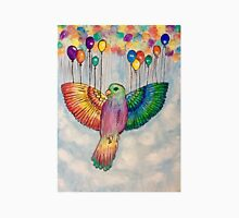 Balloon bird Unisex T-Shirt