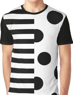 Unique Hip pattern Graphic T-Shirt