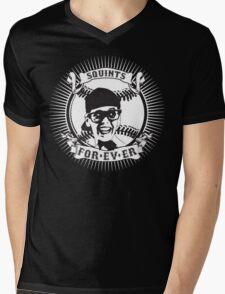 Squints For-ev-er! Mens V-Neck T-Shirt