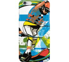 Water skiers iPhone Case/Skin