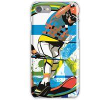 Water skiers iPhone Case/Skin