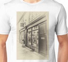 The Bear Shop Vintage Unisex T-Shirt