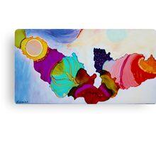 Colorful Unique Original Artist's abstract Design! Canvas Print