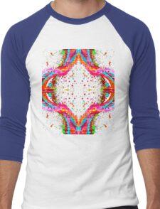 Diamond Twisted Inspiration Men's Baseball ¾ T-Shirt