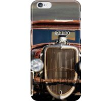 1933 Ford 'Rat Nose' Pickup  iPhone Case/Skin