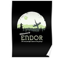 Welcome To Endor Poster