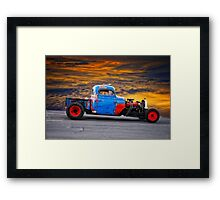 International 'Layered Look' Rat Pickup Framed Print