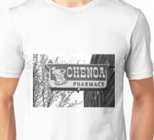 Route 66 - Chenoa Pharmacy Unisex T-Shirt