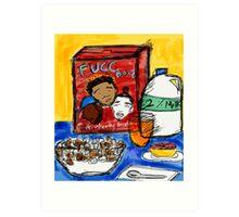 FDA Recall Art Print