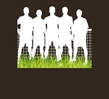 Soccer match in spotlight Unisex T-Shirt