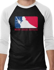 MLD Major League Darkside Logo Men's Baseball ¾ T-Shirt