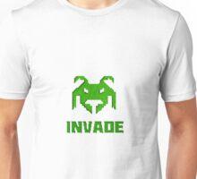 Space Invaders Alien Unisex T-Shirt