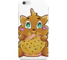 Greedy Hamster iPhone Case/Skin