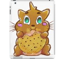 Greedy Hamster iPad Case/Skin