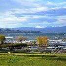 Día de viento en el lago..... by cieloverde