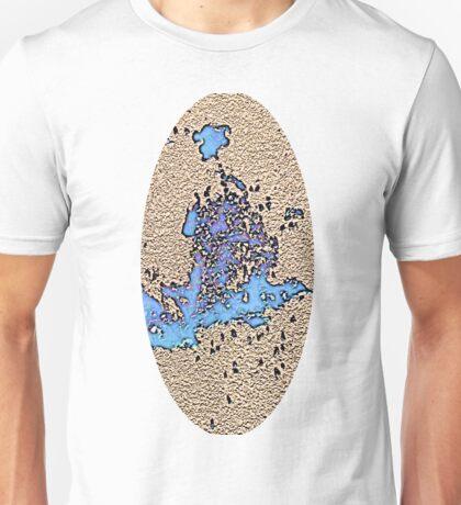 Psychedelic Oblong Unisex T-Shirt